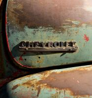 New Mexico Chevy truck 3 by BigBlueSkyFotos