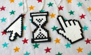 Windows Inspired Necklaces by MonsterKandi