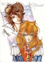 VERSAILLES NO BARA - THE ROSE OF VERSAILLES by LilNimueSama