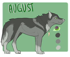 August by Mekko-chan
