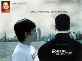 The Boune Ultimatum 2 by xkotakkotak