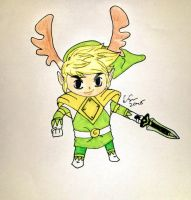 Green Ranger Moose-Link Gmod character. by SimpleTheSaviour