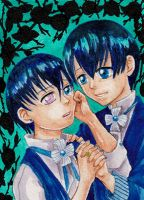 Ciel and ... by Lithiumcarbonat