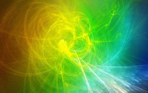 Abstract Fractal Wallpaper by Jindra12