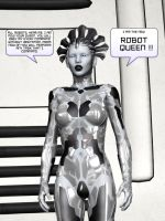 RobotQueen 16- by Finister by singory