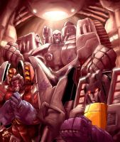 War Within Decepticons by Inker-guy