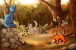 He shall be known as Firepaw by ColacatintheHat
