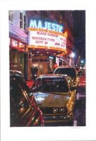 """""""Majestic Theater No. 2"""" by JerryHubbard"""