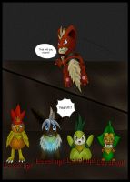 PMD - Herald of Darkness - Chapter 03 - Site 13 by Icedragon300