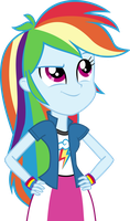 Rainbow Dash Have Great Plans by Mit-boy