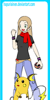 Me As A Trainer by Blizzard133