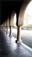 Pillars and Arches by harshadpd