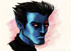 AoA nightcrawler by puffychin by richard-chin
