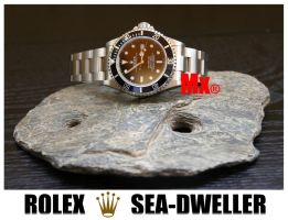 Rolex Sea-Dweller by deviantMX