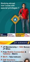Airline offer for students by webiant