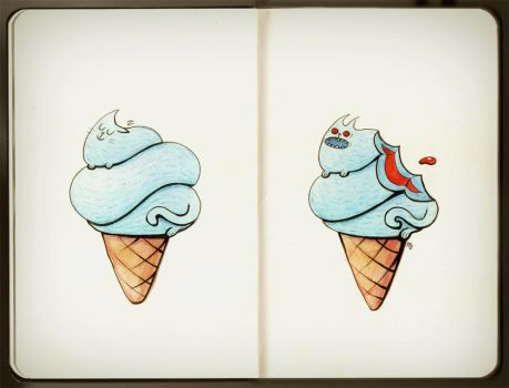 IceCreamyCat by room4shoes