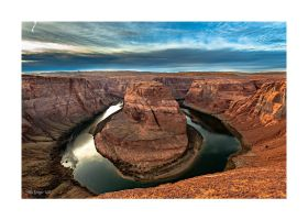 Horseshoe Bend by SteDreLa