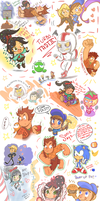 Wreck- it Ralph by chibiirose