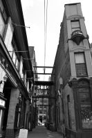 West Cordova Alley by elektrikheat