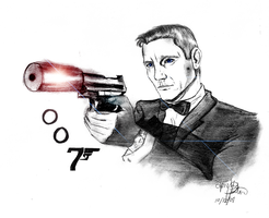 The Name's Bond by HBK316