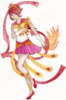 MSP 2013: Participation Round - Sailor Phoenix by Shade-Arts