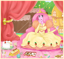Princess of Sweets by nena
