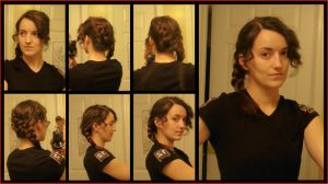 Hunger Games: Katniss Hair by Durnesque