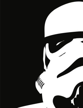 Mr Stormtrooper by BlueWho
