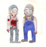 Tucker and Dale Vs. Evil by Awko-Talko