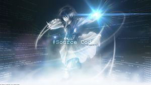 Source Code Wallpaper by Anime4000