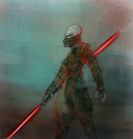 Sith by FoxInShadow
