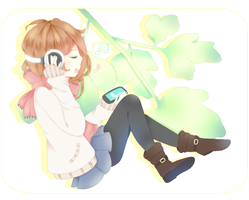 Music and Nature by MoeMacaron
