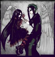 Goth-angels-wings by gothgirl1324