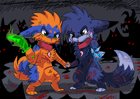 Together We Stand by Ash-Dragon-wolf