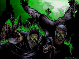 Twiztid Into The Green by jackthereaper