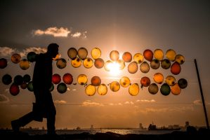 Bubble shooter by mbsinar