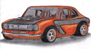Mazda RX2 finished by Mister-Lou