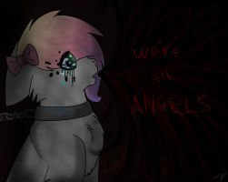 Angels and darkness by Lizzle1