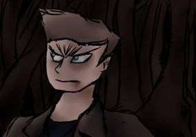 Dean Winchester by KangarooJess135