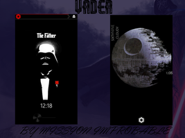 Vader by Wasteandwanting