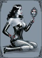 Miss Sinister by Candra
