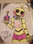 Toy Chica by FableHearts