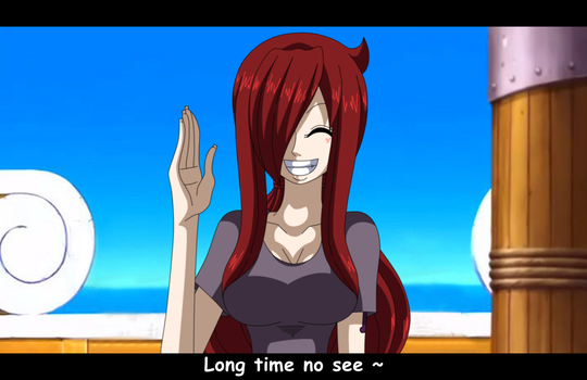 [ONE PIECE OC] Long Time No See ~ by RosiieChan