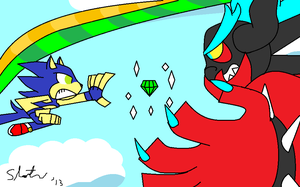Sonic: Lost World (5/28/13) by SloththeChaos666