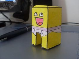 Paper Toy by carykaiba
