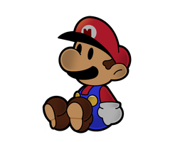 PM: Retro Paper Mario by The-PaperNES-Guy