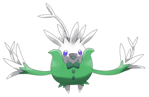 #??? Florost by Smiley-Fakemon