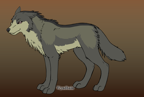 Wolf Breedable- Dust by snails1000