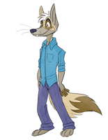 Nik Body by CoyoteEsquire