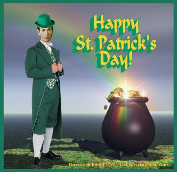 St Patrick 2016 by Therese-B